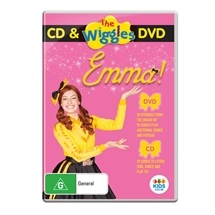 Emma Wiggle (1 CD/1 DVD)