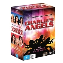Charlie's Angels - Complete Collection