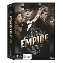 Boardwalk Empire - Complete Collection