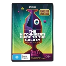 Hitchhiker's Guide to Galaxy
