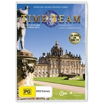 Time Team - Castle Howard and Other Digs
