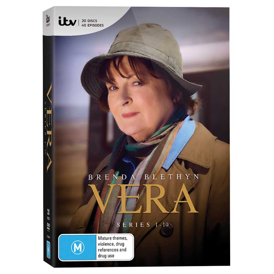 Vera - Series 1-7 DVD Collection