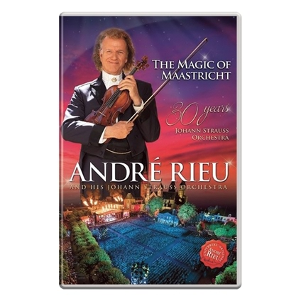 André Rieu - The Magic of Maastricht