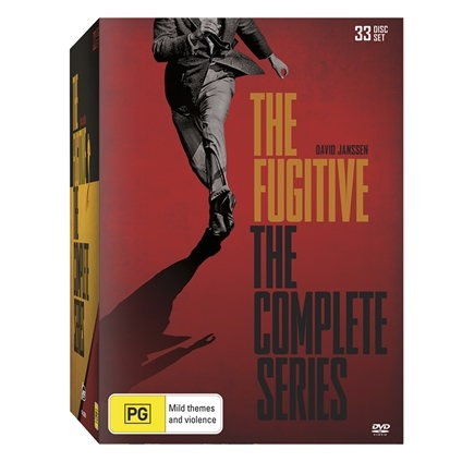 The Fugitive - Complete Collection (1963)
