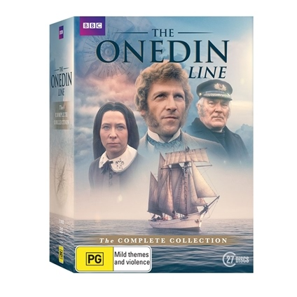 The Onedin Line DVD Series