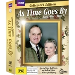 As Time Goes By Collection Series DVDs