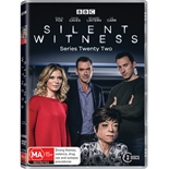 Silent Witness Series DVDs