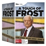 A Touch Of Frost DVD Series