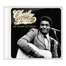 Charley Pride - 40 Years Of Pride