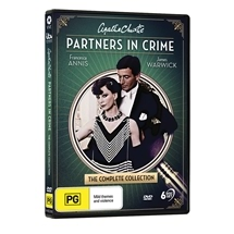 Agatha Christie's Partners In Crime - Complete Series