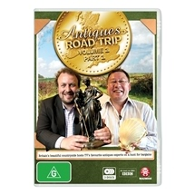 Antiques Roadtrip DVD Collection