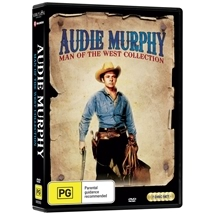 Audie Murphy - Man of the West DVD Collection