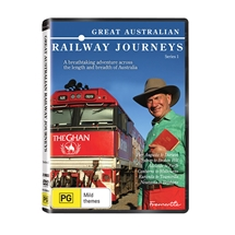 Great Australian Railway Journeys
