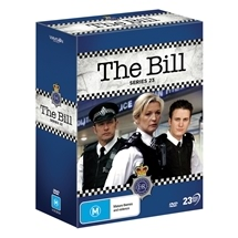 The Bill - Complete Series 1-4