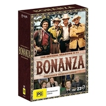 Bonanza DVD Series