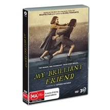 My Brilliant Friend - Complete Collection