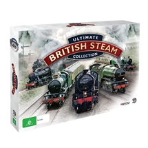 Ultimate British Steam Collection