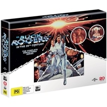 Buck Rogers in the 25th Century - Complete DVD Collection