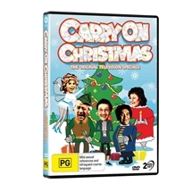 Carry On Christmas - Original TV Specials