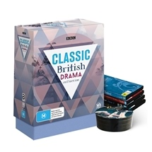 Classic British Drama Collector's Gift Set