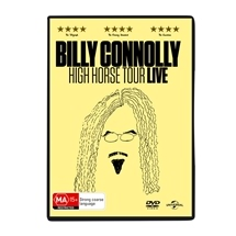 Billy Connolly Live - High Horse DVD (2016)