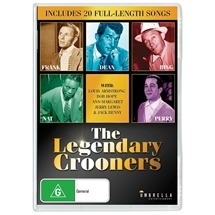 The Legendary Crooners