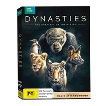 David Attenborough - Dynasties