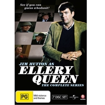 Ellery Queen - Complete Series