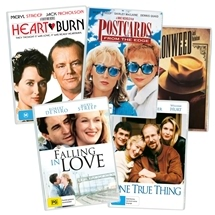 Meryl Steep DVD Collection