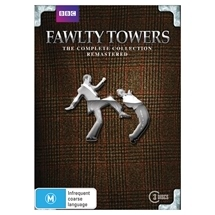Fawlty Towers Complete Coll. Remastered