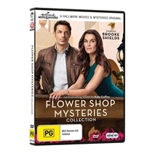 Flower Shop Mysteries Collection