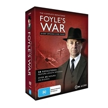 Foyle's War - Complete (Remastered) Collection