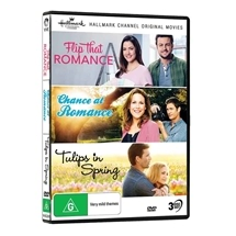 Hallmark DVD Collection 8