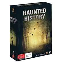 Haunted History DVD Collection