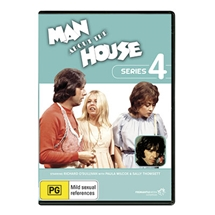 Man About The House DVD Series