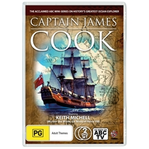 Captain James Cook DVD