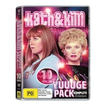 Kath and Kim - Yuuge Pack