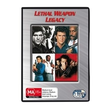 Lethal Weapon Film Collection