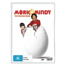 Mork & Mindy - Complete Collection