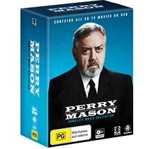 Perry Mason - Movie Collection