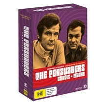 The Persuaders - Complete Collection