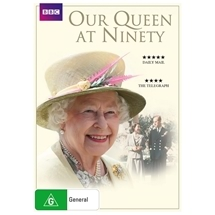 Our Queen at Ninety DVD