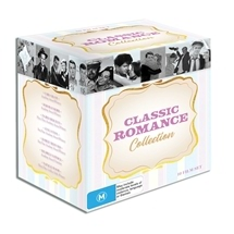 Classic Romance DVD Collection (10 Films)