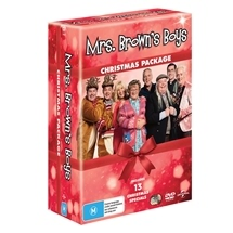 Mrs. Brown's Boys - 2018 Christmas