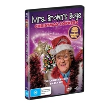 Mrs. Browns Boys Christmas Corkers