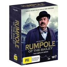 Rumpole of the Bailey - Complete Collection