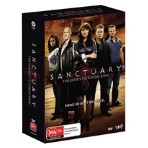 Sanctuary - Complete Collection