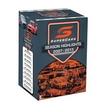 Supercars - Seasons Highlights 2007-2015 DVD Collection