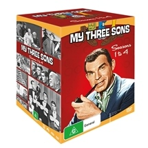 My Three Sons - Seasons 1-4 Collection