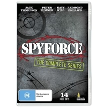 Spyforce - Complete Series